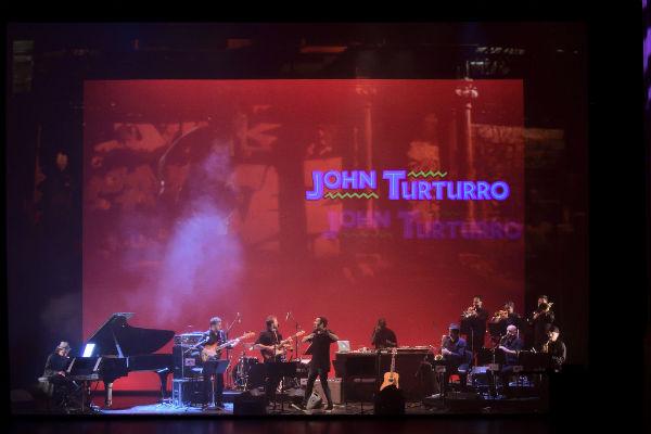 La Monkey Business Band de 2017, en el acto de apertura. Foto: Tony Hernández.